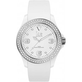 Horlogeband Ice Watch 013740 Silicoon Wit 20mm