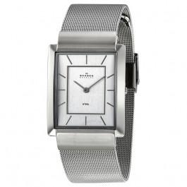 Horlogeband Skagen 224LSS / 224LSSM / 224LSSN Mesh/Milanees Staal 22mm