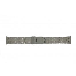 Horlogeband Universeel 5050 Titanium 22mm
