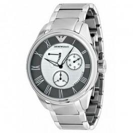 Horlogeband Armani AR4610 Staal 22mm