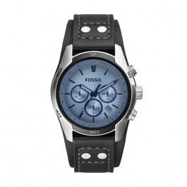 Fossil Coachman CH2564 Analoog Quartz horloge Herenhorloge