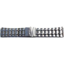 Horlogeband CM3025-30 Staal Staal / RVS 30mm
