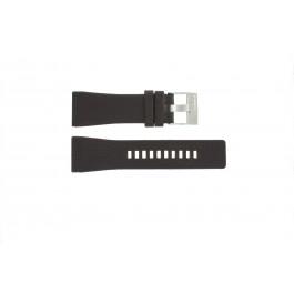 Horlogeband Diesel DZ1114 Leder Bruin 29mm