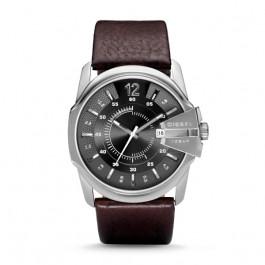 Horlogeband Diesel DZ1206 / DZ2064 Leder Bruin 27mm