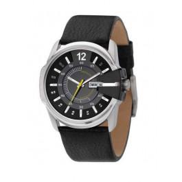 Horlogeband Diesel DZ1295 Leder Zwart 27mm