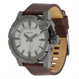Horlogeband Diesel DZ4238 Leder Bruin 24mm