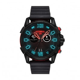 Diesel DZT2010 Full Guard 2.5 Gen 4 Digital Smartwatch Heren Zwart