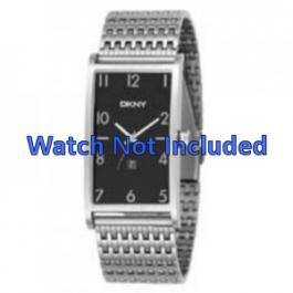 Horlogeband DKNY NY1204 Staal