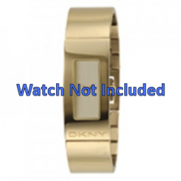 Horlogeband DKNY NY4041 Staal Doublé
