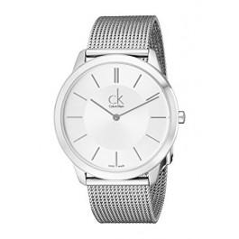 Horlogeband Calvin Klein K3M221 / K605000134 Staal 18mm