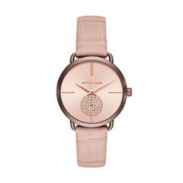 Horlogeband Michael Kors MK2721 Leder Roze 16mm