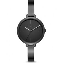 Horlogeband Michael Kors MK3786 Staal Zwart 8mm