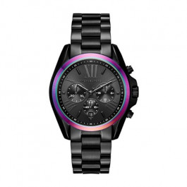 Horlogeband Michael Kors MK6444 Staal Zwart 20mm