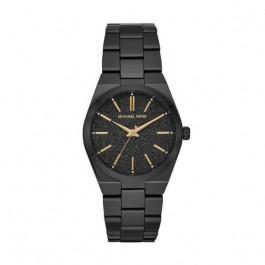 Horlogeband Michael Kors MK6625 Staal Zwart 22mm