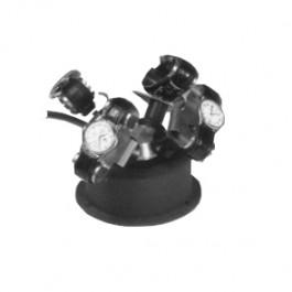 Horloge Winder - Geschikt voor 4 horloges - Zwart