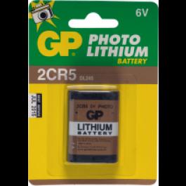 GP Overigen Batterij 2CR5 / DL245 - 6v