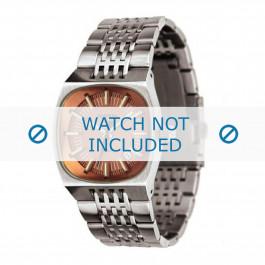 Horlogeband Diesel DZ1051 Staal 13mm