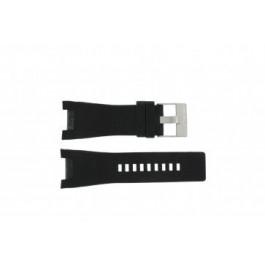 Horlogeband Diesel DZ1215 Leder Zwart 31mm
