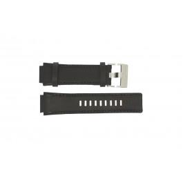 Diesel horlogeband DZ4102 Leder Bruin 21mm