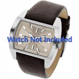Horlogeband Diesel DZ1113 Leder Bruin 29mm