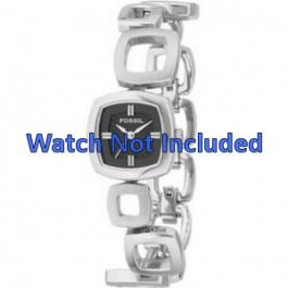 Horlogeband Fossil ES1884 / ES1869 / ES1964 Staal 11mm