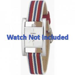 Fossil horlogeband ES9607