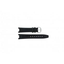 Horlogeband Festina F16734/2 Leder Zwart 9mm