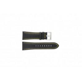 Horlogeband Festina F16235/7 Leder Zwart 28mm