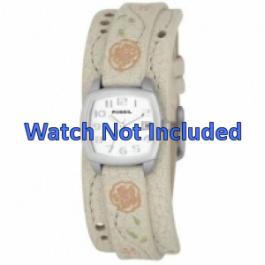 Onderliggende horlogeband 12mm