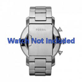 Horlogeband Fossil JR1353 Staal 24mm