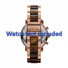 Fossil horlogeband JR1385