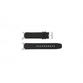 Horlogeband Seiko 7T62-0GW0 / SNAA39P1 Leder Bruin 13mm