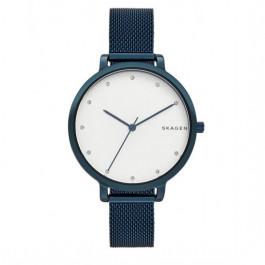 Skagen SKW2579 Quartz horloge Dames Blauw