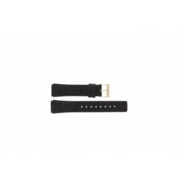 Horlogeband Skagen 331XLRLD / 331XLRLDO Leder Bruin 19mm