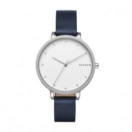 Skagen SKW2581 Quartz horloge Dames Blauw