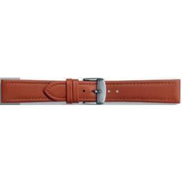 Horlogeband Universeel 283.08 Leder Cognac 24mm