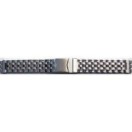 Staal band passend voor Swatch 17mm D1039