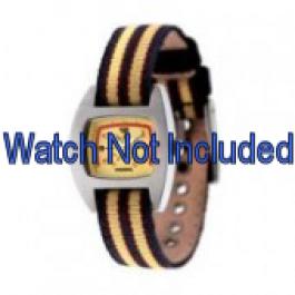 Diesel horlogeband DZ-2085