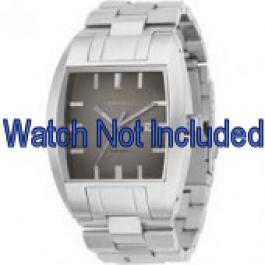 Horlogeband Diesel DZ1176 Staal 18mm