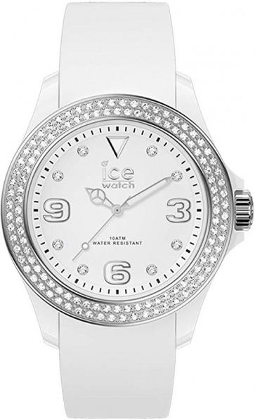Horlogeband Ice Watch 013740 Silicoon Wit