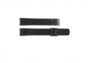 Horlogeband Skagen 233STMB Staal Zwart 18mm