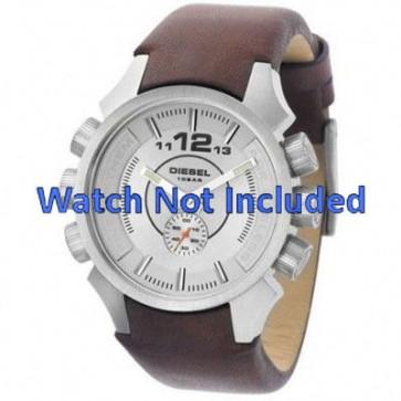 Horlogeband Diesel DZ4120 Leder Bruin 20mm