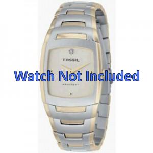 Fossil horlogeband FS3011