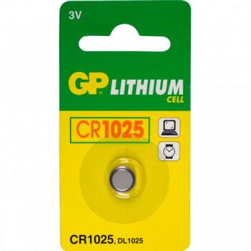 GP Knoopcel Batterij CR1025 - 3v