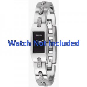 Horlogeband DKNY NY3430 Staal 10mm