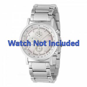 Horlogeband DKNY NY4331 Staal 20mm