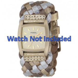 Fossil horlogeband JR9017