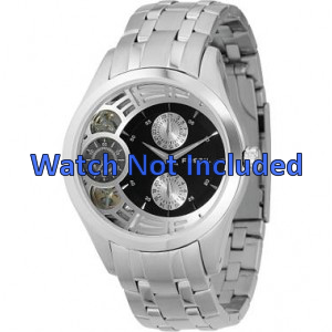 Horlogeband Fossil ME1011 Staal 22mm