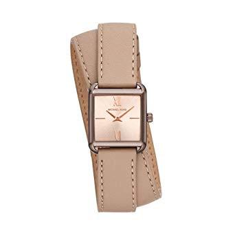 Horlogeband Michael Kors MK2764 Leder Bruin 16mm