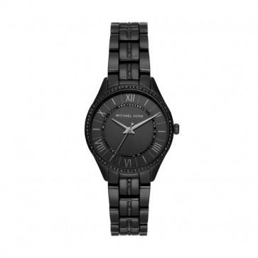Horlogeband Michael Kors MK4337 Staal Zwart 16mm